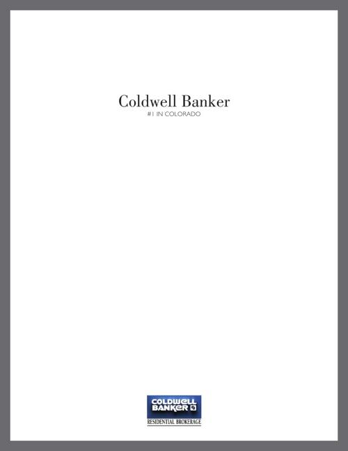 Coldwell Banker Marketing Presentation