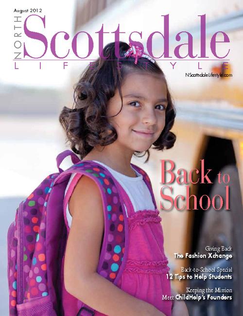 North Scottsdale Lifestyle August 2012