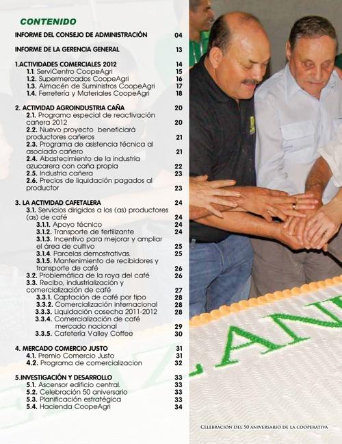 prueba informe anual CoopeAgri 2013