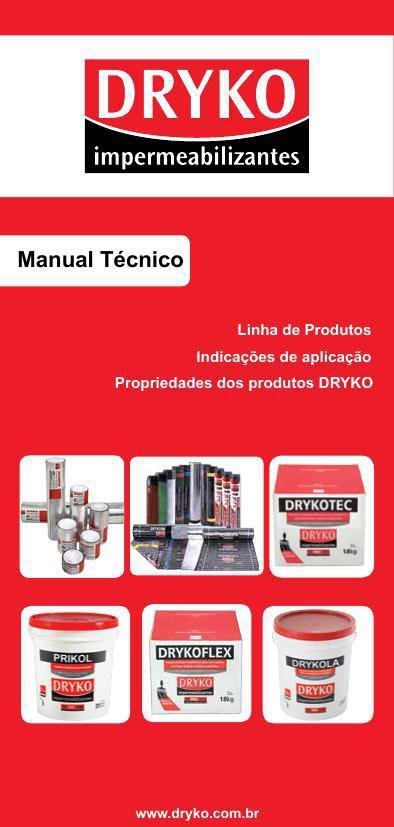dryco manual tecnico reduzido