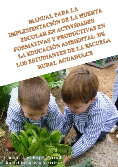 Manual Huerta Escolar - Aguadulce