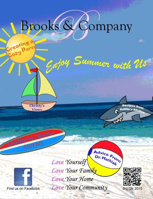 Brooks and Company 3rd Qtr 2015