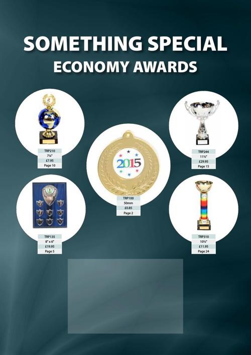 Glenview Trophies Awards Brochure