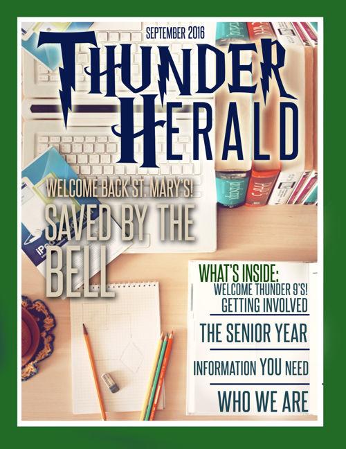 Thunder Herald : September 2016