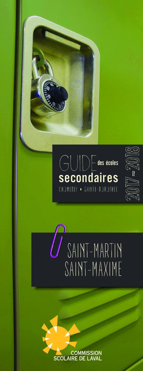 Guide Saint-Martin et Saint-Maxime 2017-2018