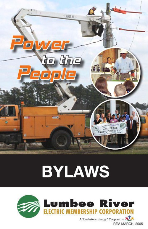 LREMC Bylaws Book 2014
