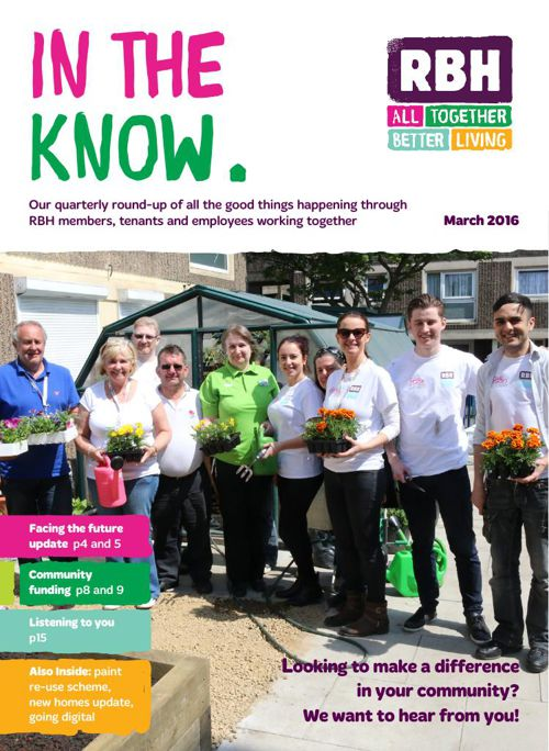 In The Know March 2016