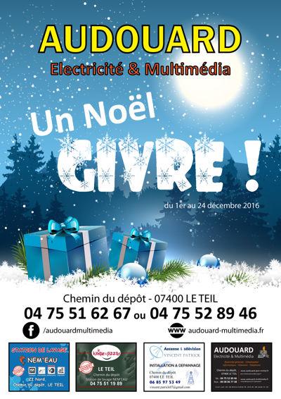 Catalogue de Noël 2016