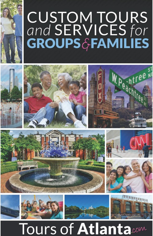 Tours of Atlanta - Group & Family Tours and Services