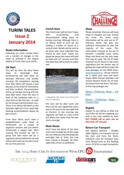 Turini Tales