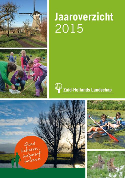 Jaaroverzicht 2015 | Zuid-Hollands Landschap