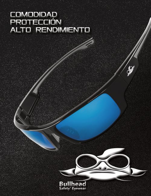 Spanish Bullhead Safety Eyewear Catalog V1