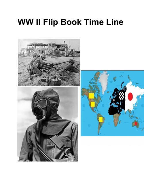 WW II Flip Book