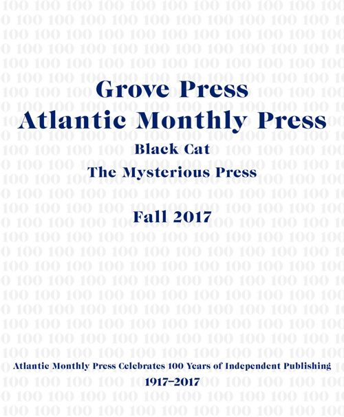 Grove Atlantic Fall 2017 Catalog