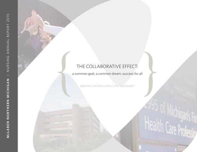 Nursing Annual Report 2015 | McLaren Northern Michigan