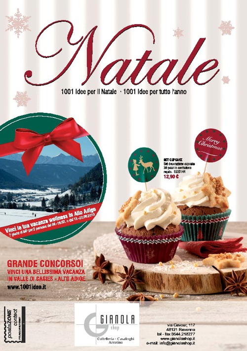 Gianola Shop Natale 2012