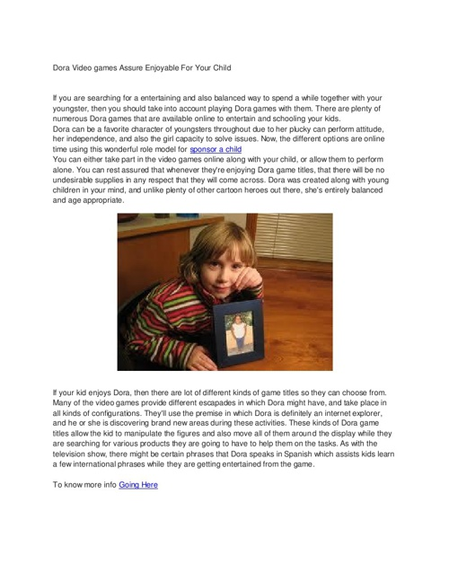 child charity