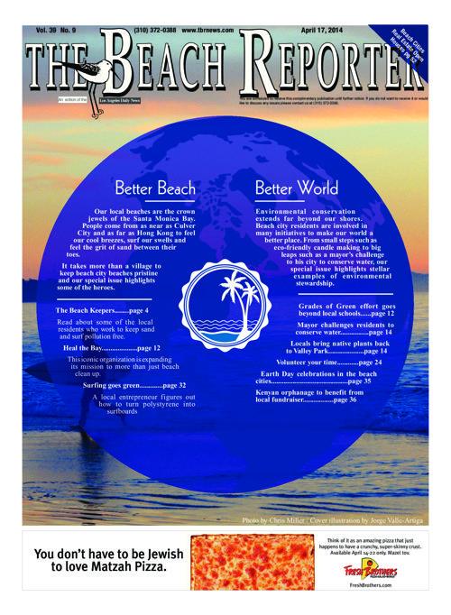 The Beach Reporter | 4-17-14