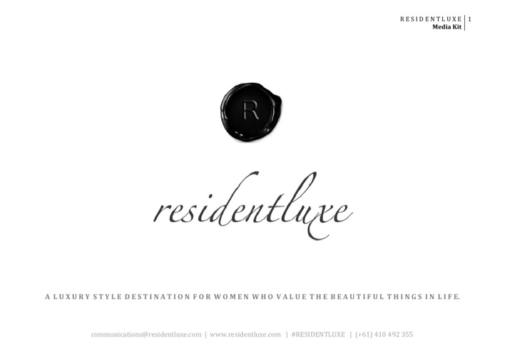 Resident Luxe
