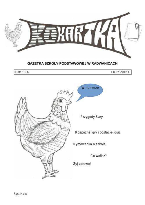 Gazetka  - Luty 2016