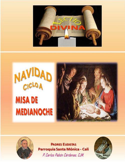 MISA DE MEDIANOCHE NAVIDAD A