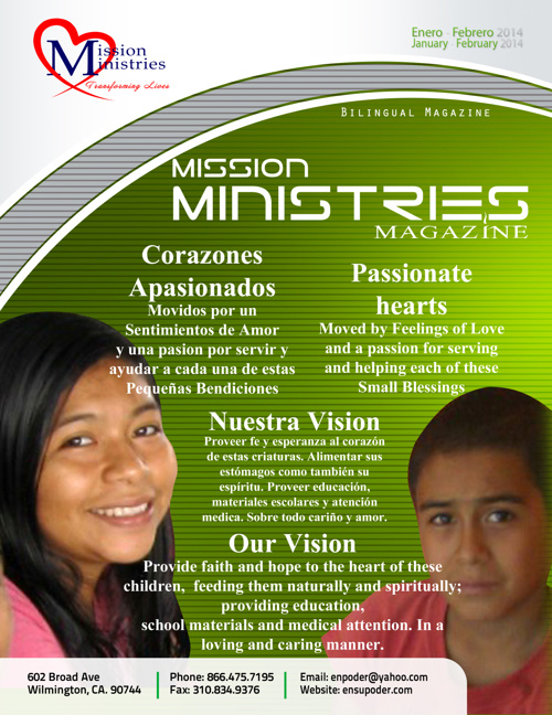 Mission Ministry Magazine - Edition 1