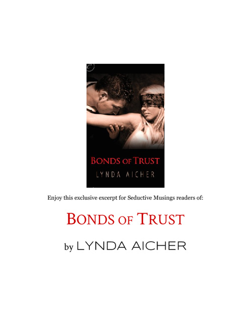 Excerpt:  Bonds of Trust by Lynda Aicher
