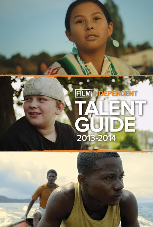 2013-2014 Talent Guide