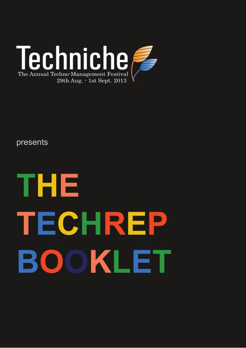 TECHREP BOOKLEET