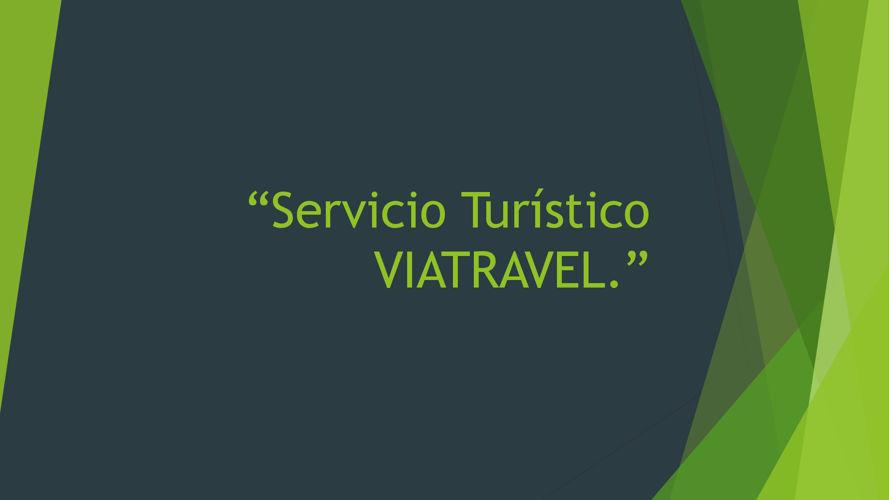 Servicio Turístico LATAM