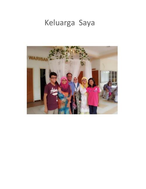 Keluarga  Saya