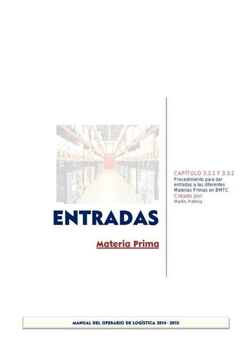 3.3_1  ENTRADAS Materia Prima (1y2)
