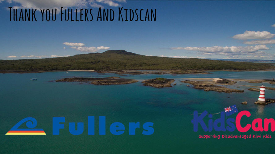 Thank you Fullers And Kidscan