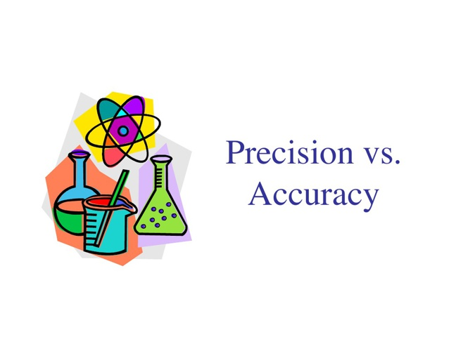 Abdeali Karimjee Accuracy/Precision and Measurements