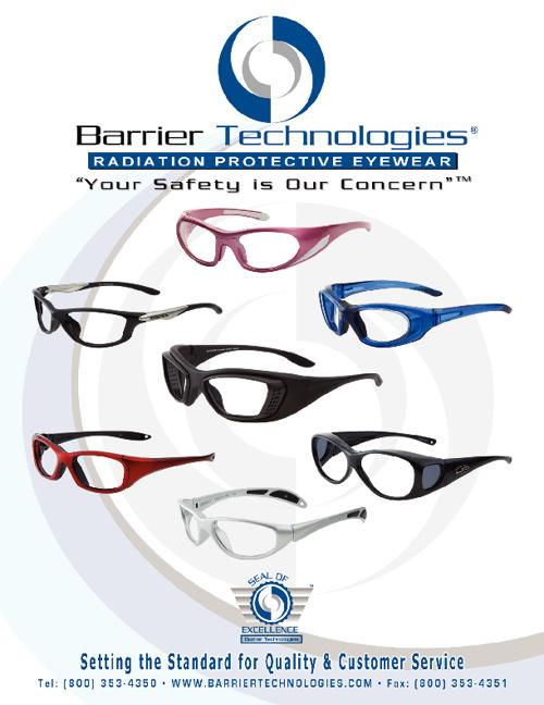 Barrier Technologies Leaded Eyewear Catalog 2012