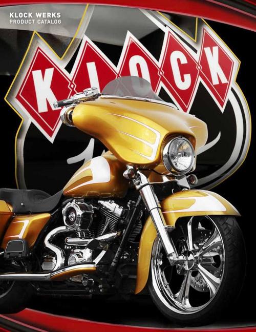 Klock Werks 2014 Catalog
