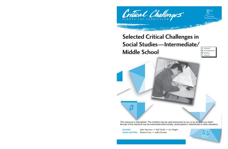 Selected Critical Challenges in SS for Int-Middle