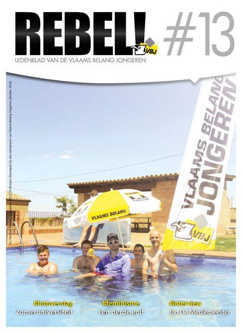 Rebel! #13