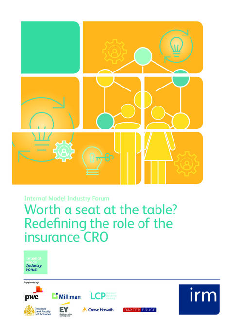 Redefining the role of the insurance CRO