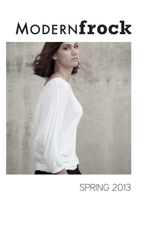 Modern Frock 2013 Spring Lookbook