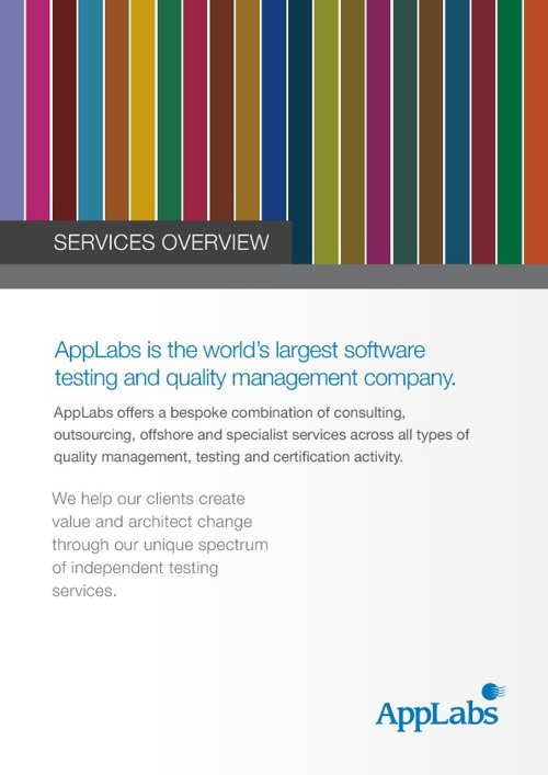 AppLabs Corporate Brochure