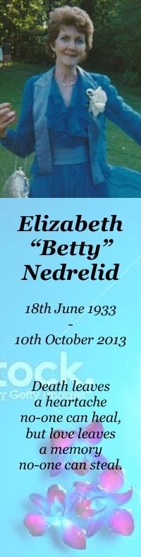 Elizabeth Nedrelid