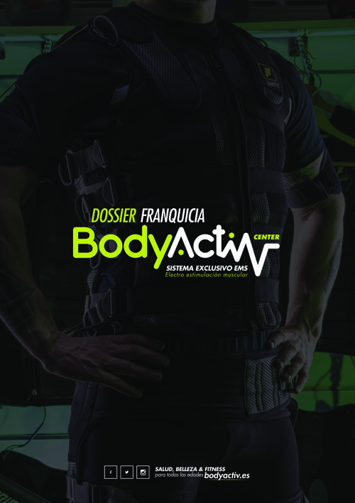 Franqucia BodyActiv 2016