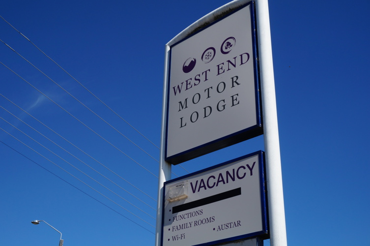 West End Motor Lodge EBrochure