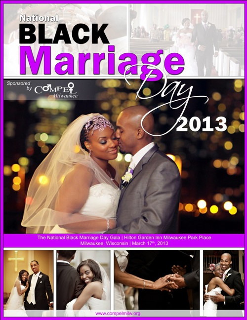 National Black Marriage Day 2013 Booklet
