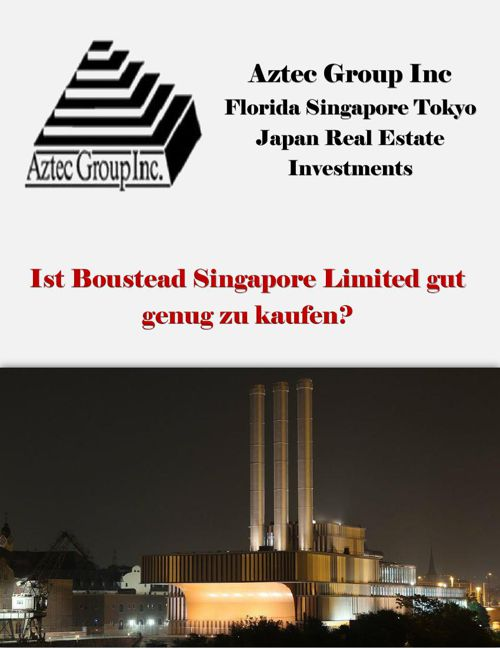 Aztec Group Inc Florida Singapore Tokyo Japan Real Estate Invest
