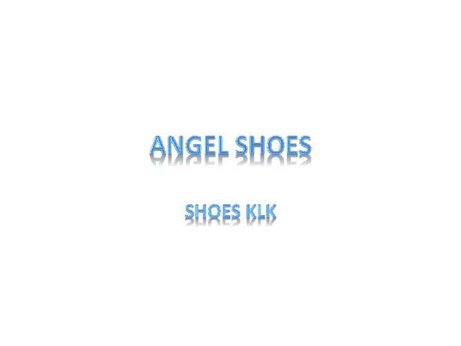 Angel Shoes Catalogo