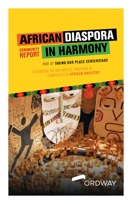African Diaspora Community Report | 2016-17 Ordway Season