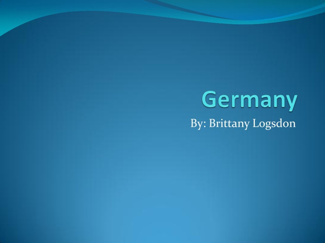 Germany , mrs.forrest
