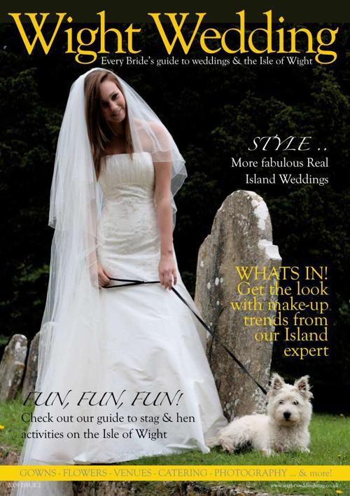 Wight Wedding Issue 2